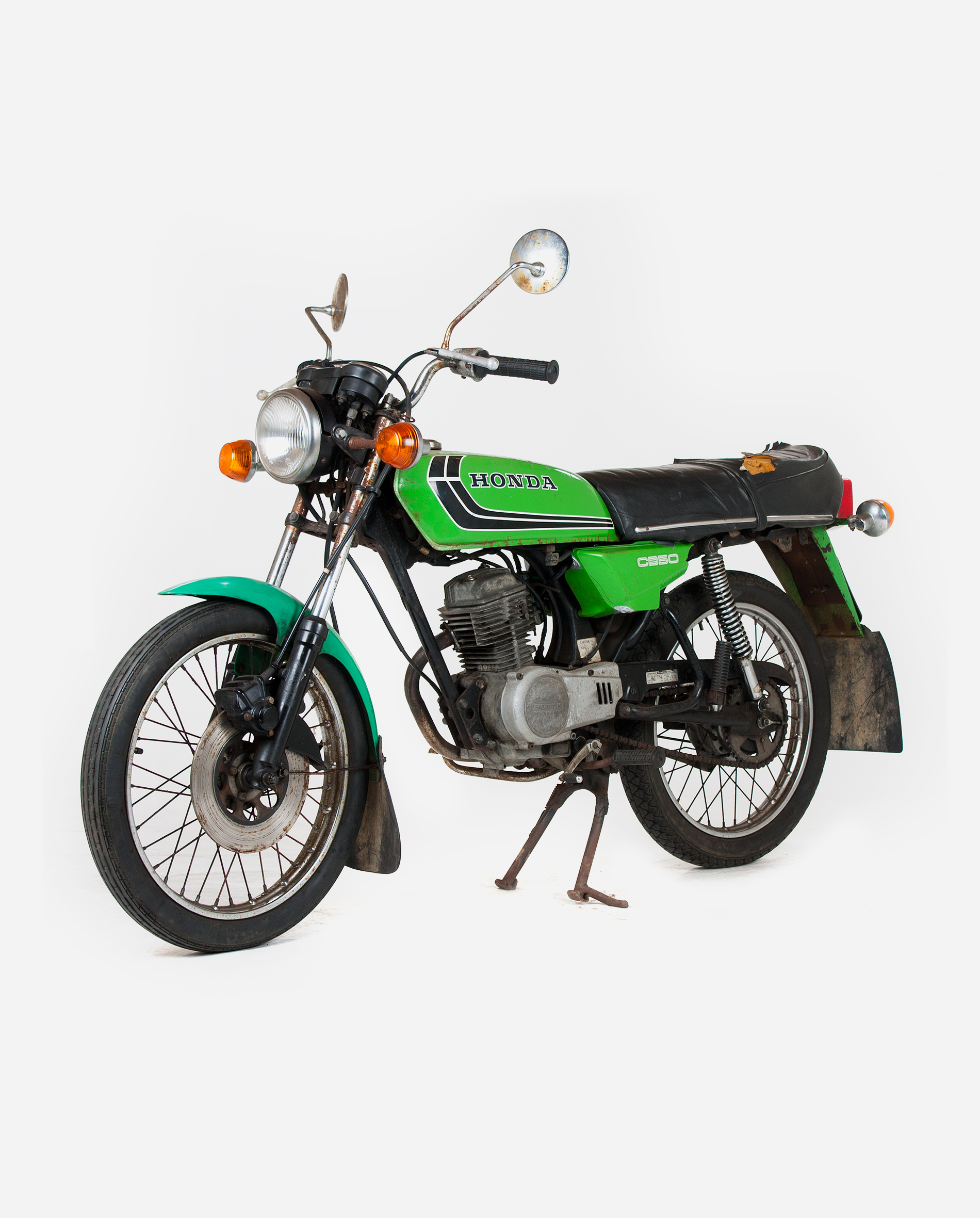 Honda-cb50-met-werk-lv · Fourstrokebarn