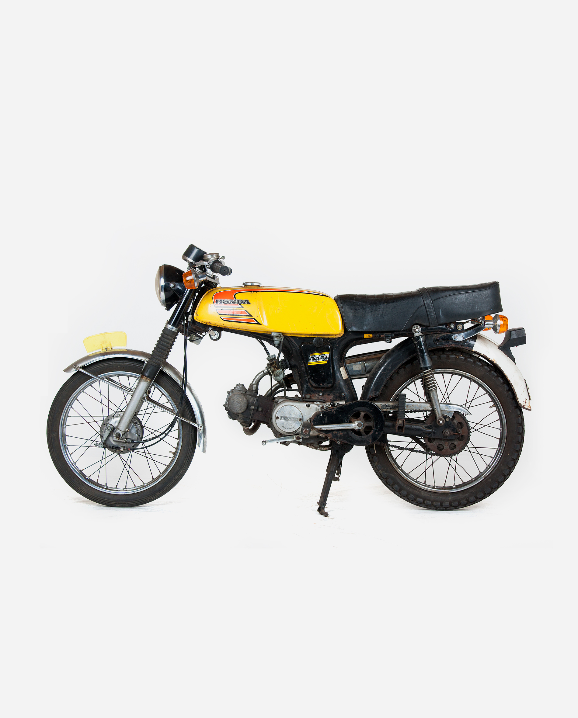 Honda-ss50-zeer-origineel-l · Fourstrokebarn