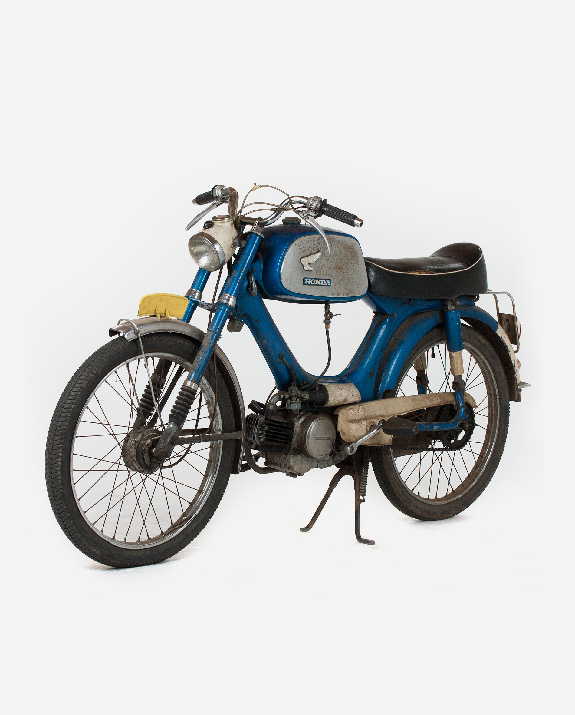 Honda-ps50-blauw-lv · Fourstrokebarn