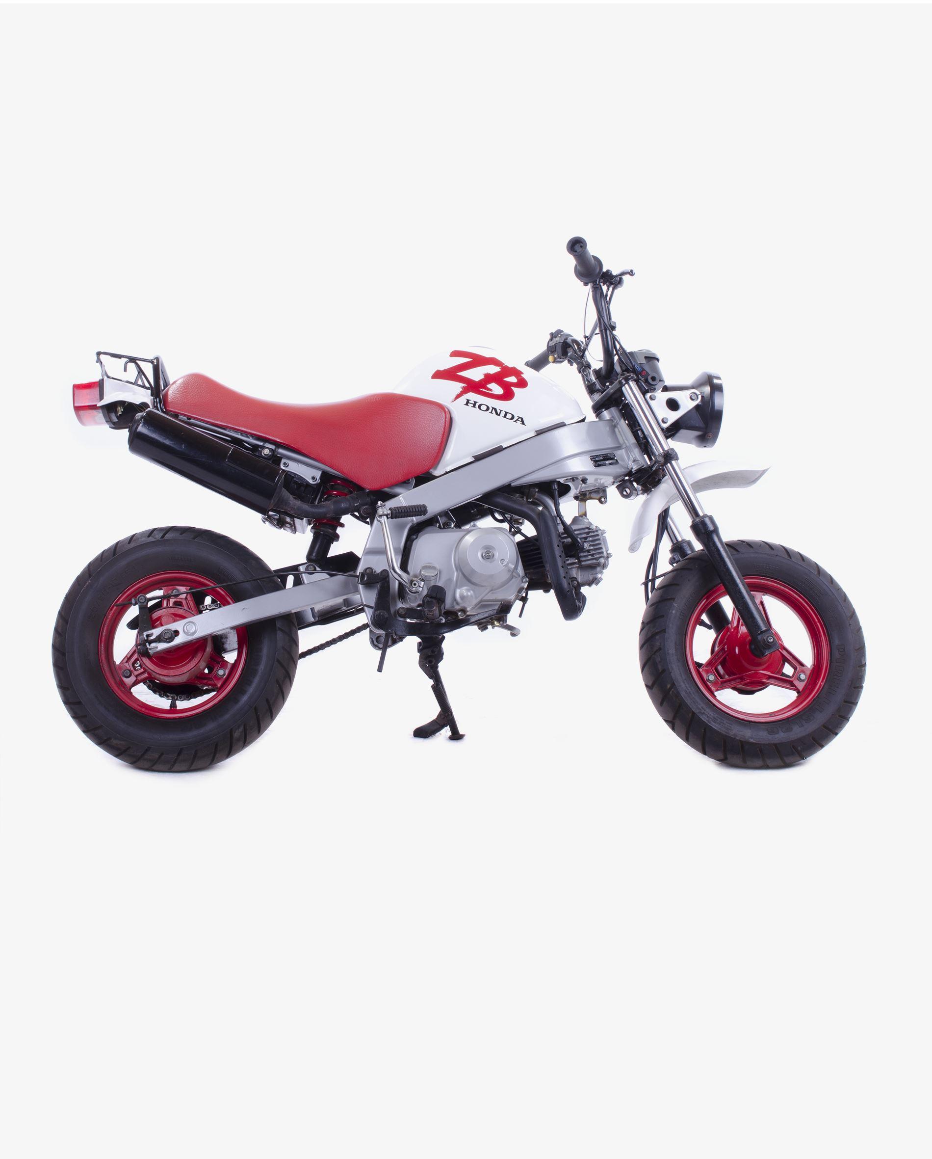 Honda zb50 belgische papieren fourstrokebarn for Rt 23 honda
