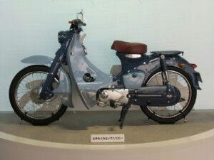 Honda C100 1958