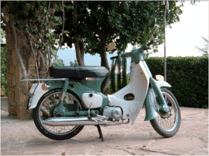 C50 Super Cub - 1966