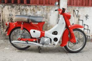 C65 Super Cub - 1965