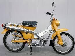 Fourstrokebarn Honda CT50