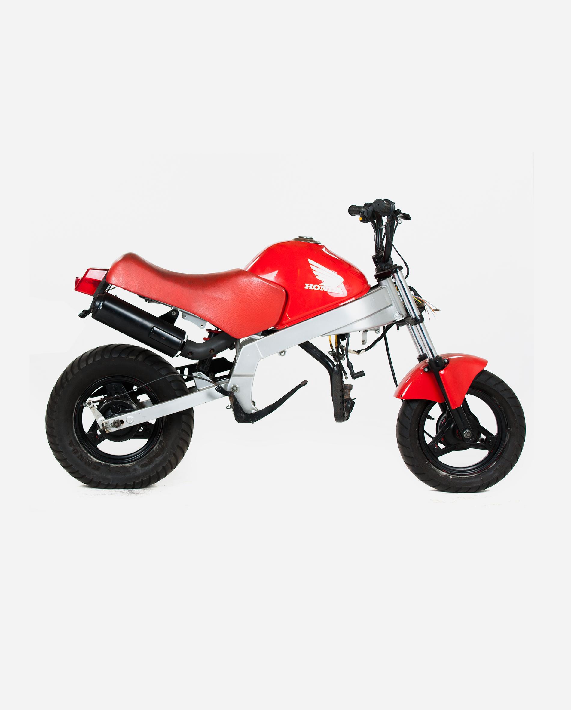 Honda zb 50 project fourstrokebarn for Rt 23 honda