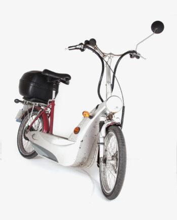 Ego E-scooter (elektrisch) met kenteken. 0212