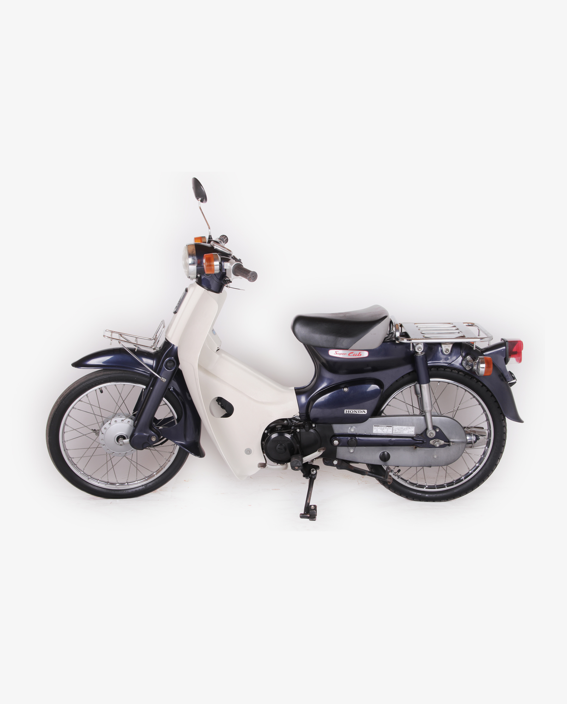 "Documentation Honda ""Flat rate time chart Honda C50, C65"" **free download**"