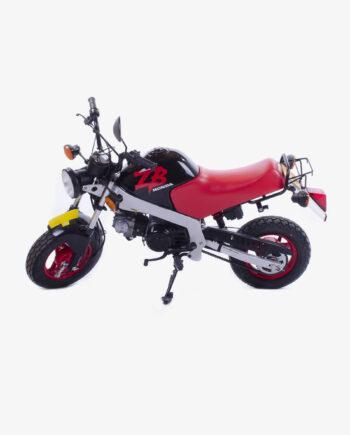 Honda ZB50 - met kenteken 2793-2