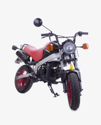 Honda ZB50 - met kenteken 2796-4
