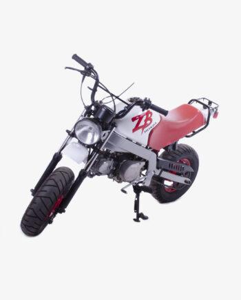 Honda ZB50 - Belgische papieren 2798-3