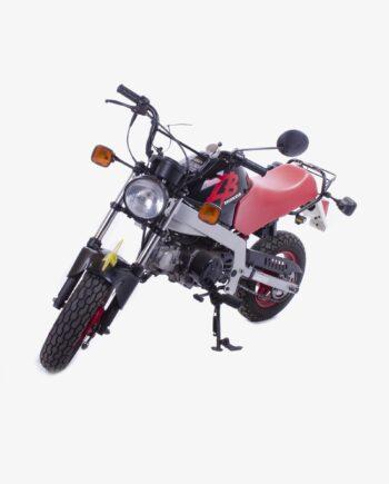 Honda ZB50 - met kenteken 2800-2