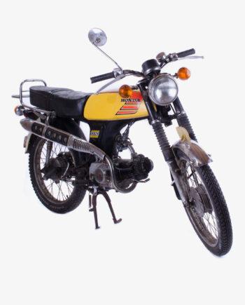 Honda ss50 zonder kenteken 4661
