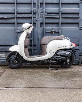 Honda Giorno 50cc viertakt met injectie