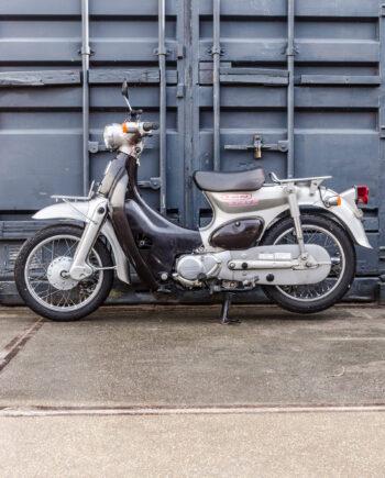 Honda Little cub DSC_8129