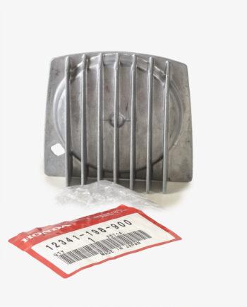 Cilinderkop deksel rechthoek met koelribben C90 en ZB50 12v 3826-1