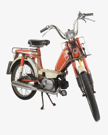 Honda Novio met kenteken