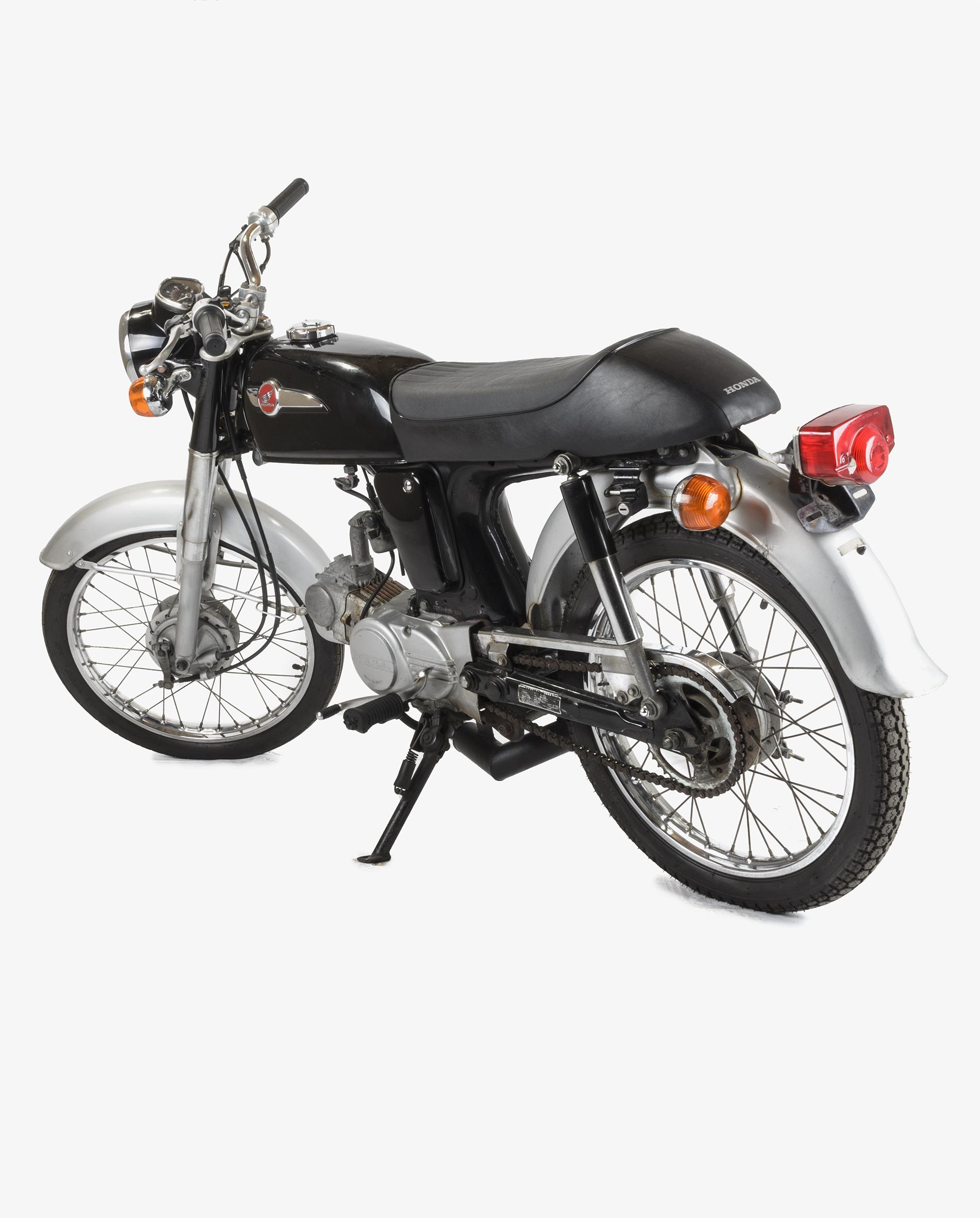 Honda CD50 Benly For Sale · Fourstrokebarn