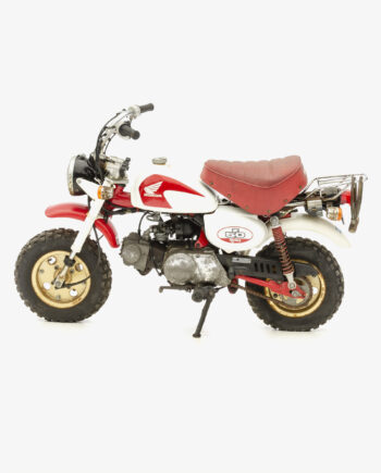 Honda Monkey J2 wit_0922