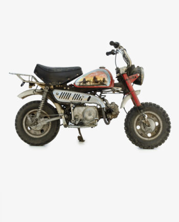 Honda Monkey Z50 j2 DSC_1056