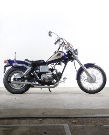 Honda Jazz 50 paars