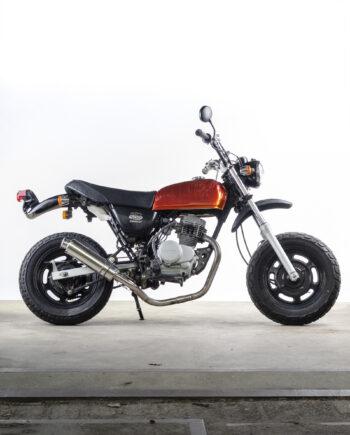 Honda Ape oranje