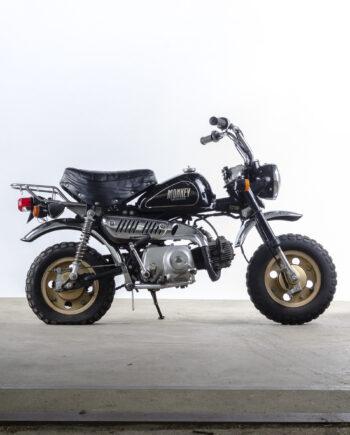 Honda Monkey J2 zwart