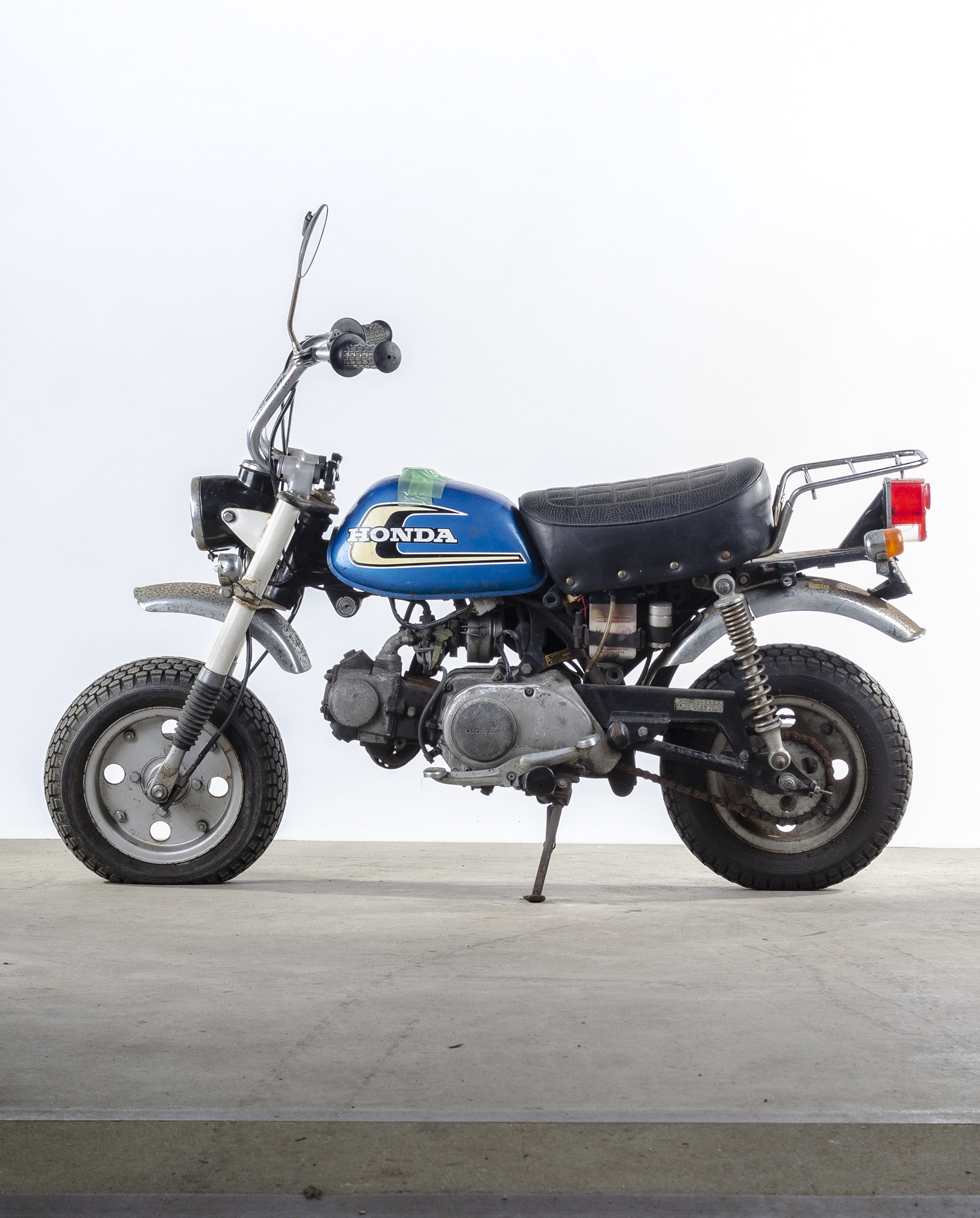 Honda Ct90 Wiring Diagram Honda Ct90 Timing Marks 1975 Honda Trail 90