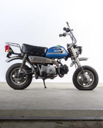 Honda Monkey J1 blauw