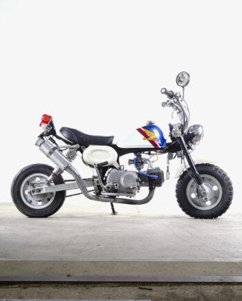 Honda Monkey J2 - https://fourstrokebarn.com