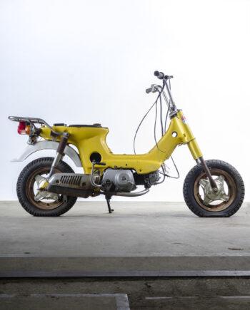 Honda Chaly geel