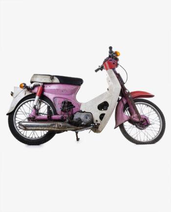 Honda C70 TT DSC_5968