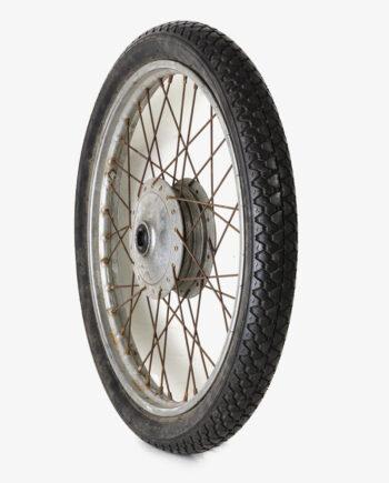 Front wheel Honda C50 SS50 CD50
