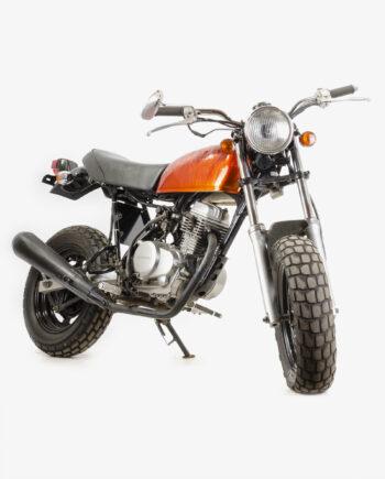 Honda Ape orange tank