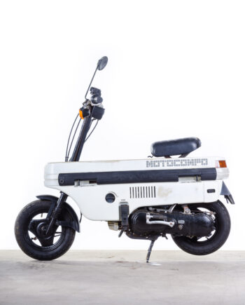 Honda Motocompo wit