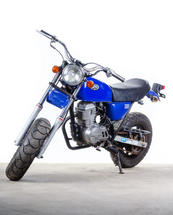 Honda Ape blauw