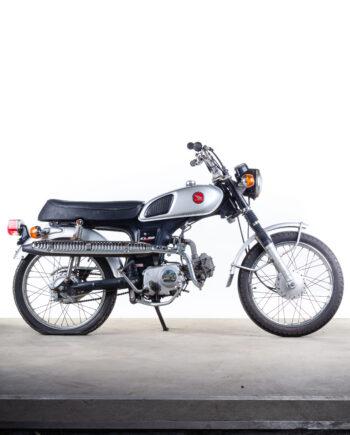 Honda CL50 zwart