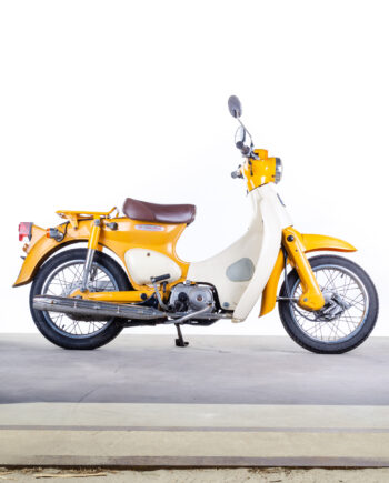 Honda C50 Little Cub
