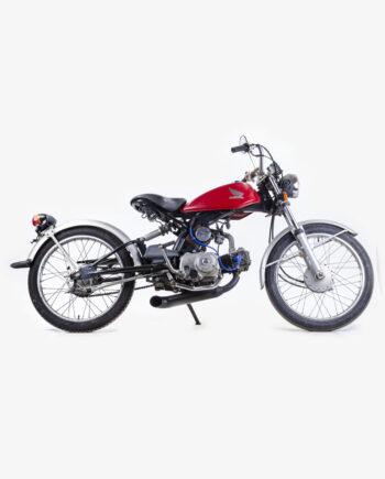Honda solo rode tank