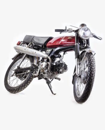 Honda SS50 project te koop