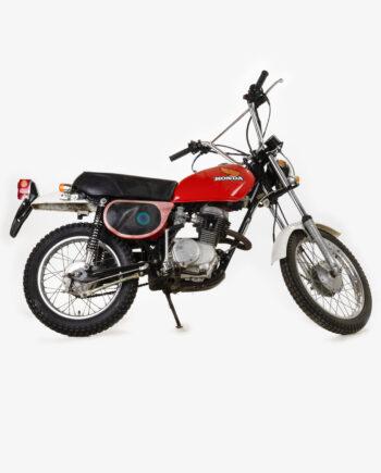 Honda CE75 XE75