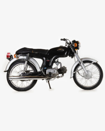 Honda Benly 50S zwart