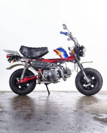 Honda Monkey J2 Baby Tracker