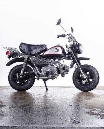 Honda Monkey J2 black