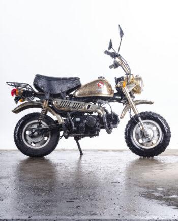 Honda Monkey Gold Limited
