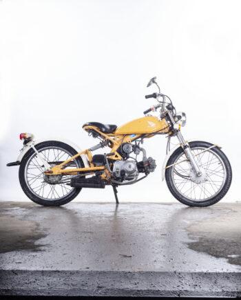 Honda Solo yellow
