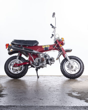 Honda Dax rood