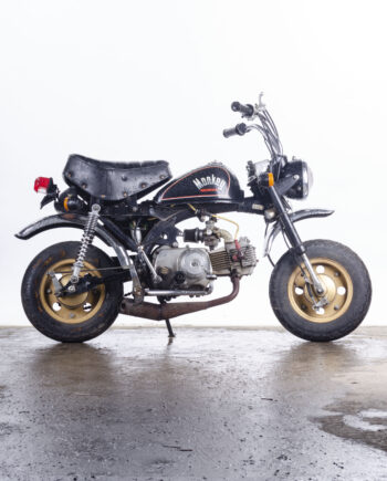 Honda Monkey black