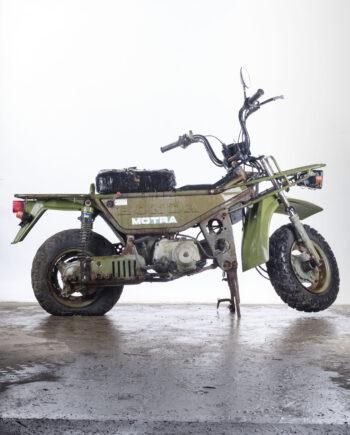 Honda Motra groen