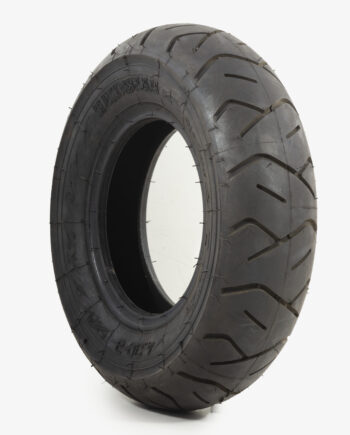 Heidenau K75 outer tire 4.00 x 8 Honda Monkey