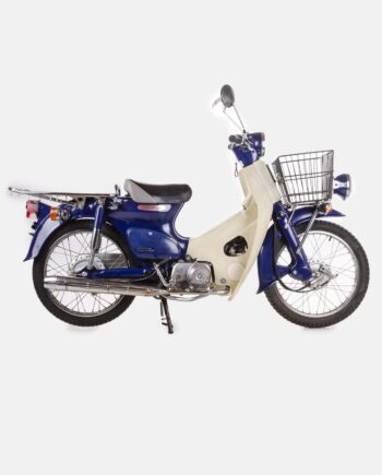 Honda C50 Press Cub met kenteken